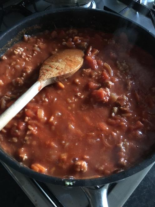 Campidanese sauce