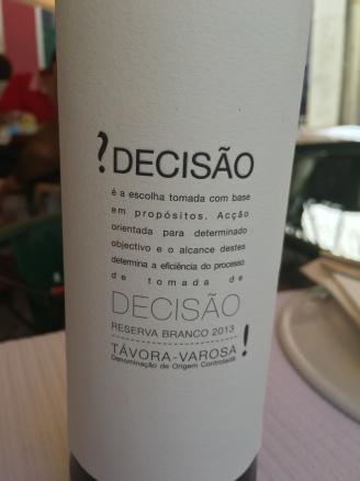 decisao wine