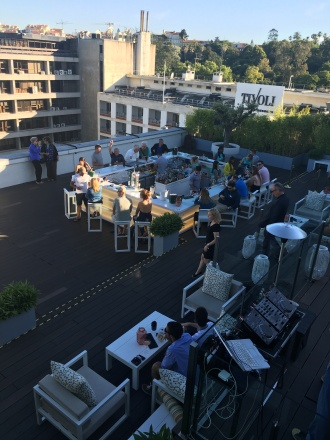 Sky Bar Hotel Tivoli