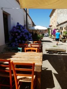 Vivid colours of San Pantaleo