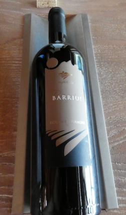 Barriu red from Vigne Surrau