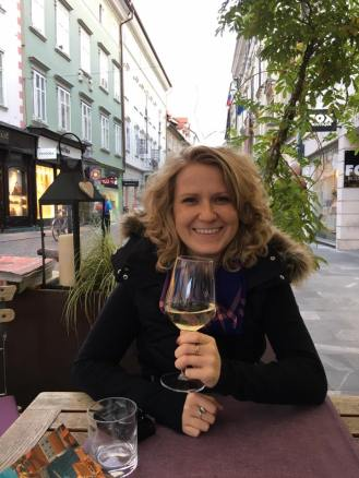 Wine in Ljubljana