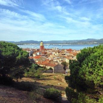 Day tripping in Saint Tropez