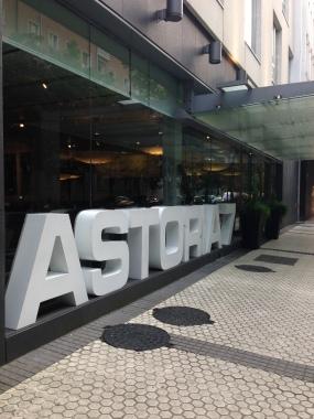 Astoria 7 hotel, San Sebastian