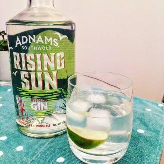 Adnams Rising Sun Gin