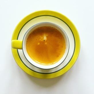 espresso yellow