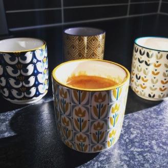 Cups from Maisons du Monday #MyMDM