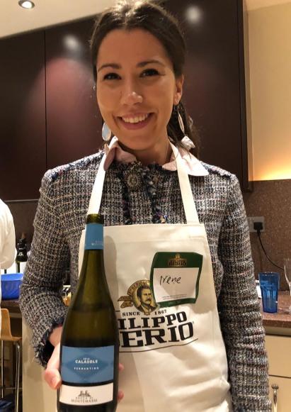 Irene from Zonin wines