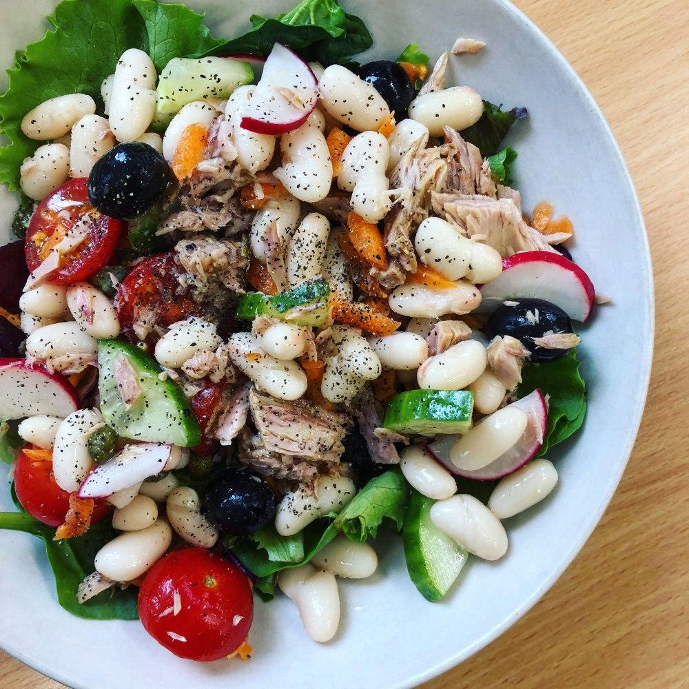 Insalata di tonno-tuna salad