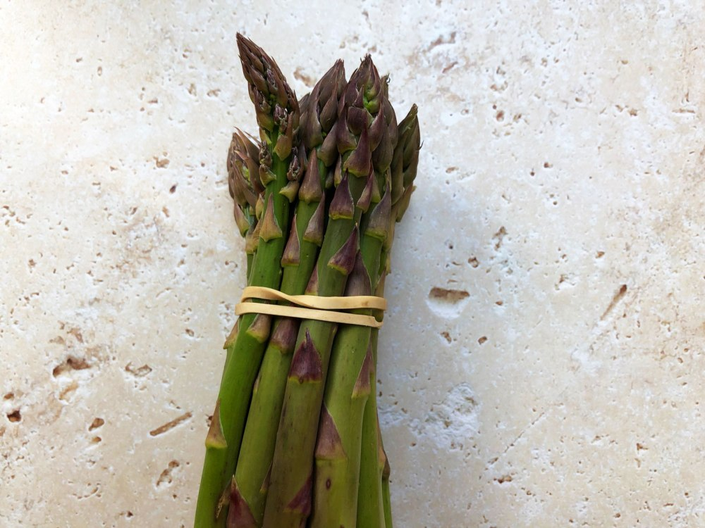 Fresh British Asparagus