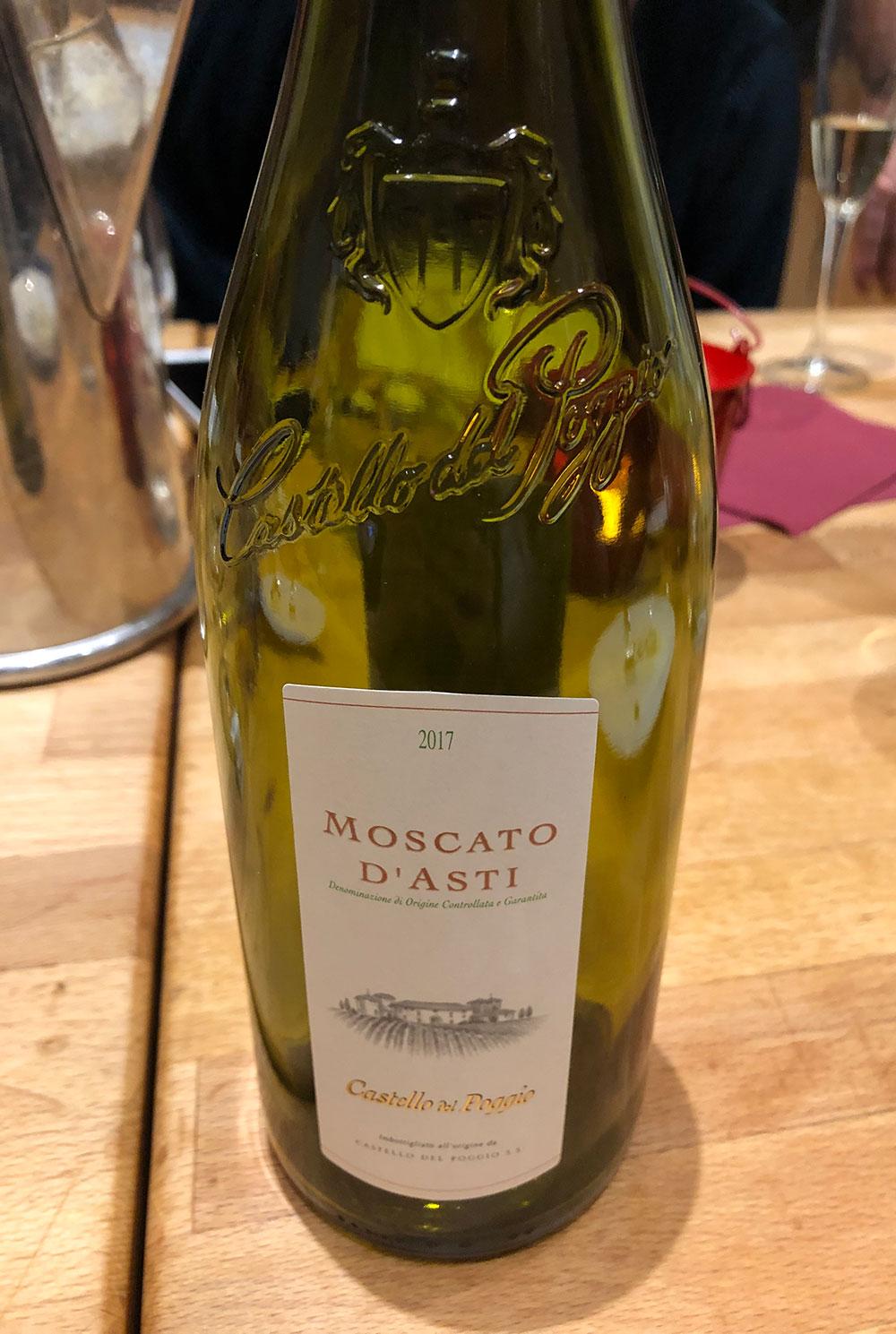 Moscato D'Asti